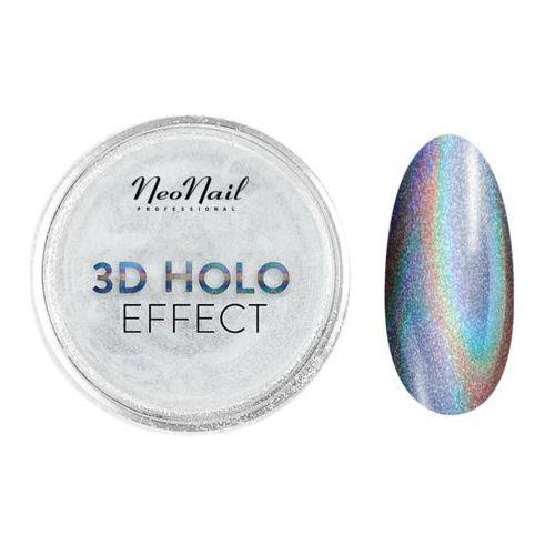 Neonail Puder 3d holo effect – 0,3 g - Świetny upust