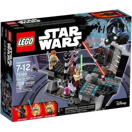 LEGO Star Wars, Pojedynek na Naboo, 75169 wyprzedaż