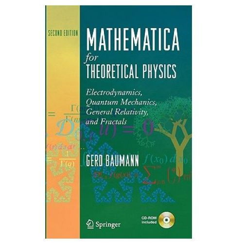Mathematica for Theoretical Physics (592 str.)