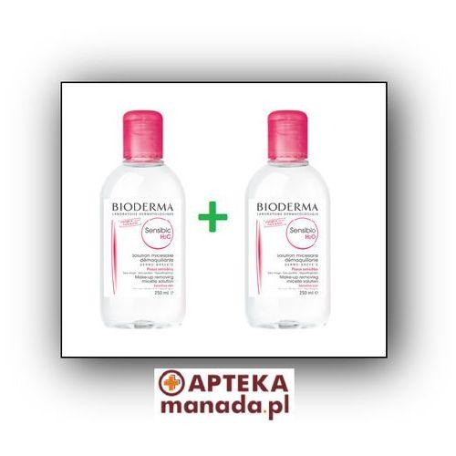 BIODERMA Sensibio H2O Płyn micelarny - skóra wrażliwa 250ml