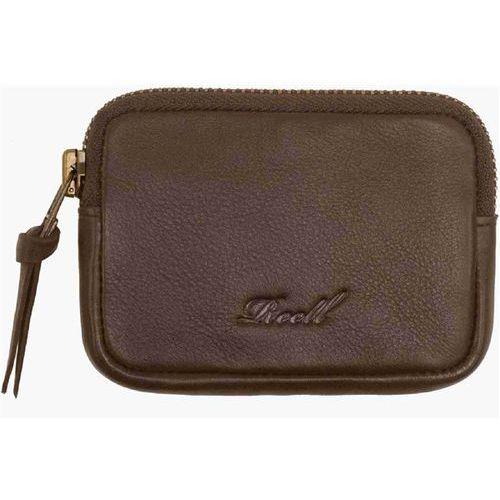 d980fc2e01453 Zobacz ofertę Reell Portfel - pouch leather brown (brown) rozmiar  os