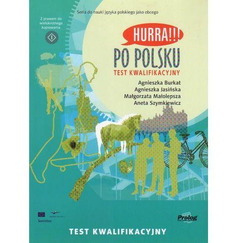 Po polsku. Test kwalifikacyjny