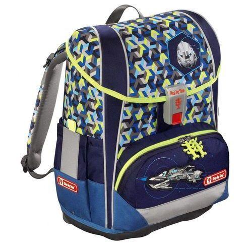 Step by step space pirate light 2 schoolbag set (001385110000) darmowy odbiór w 21 miastach! (4047443328687)