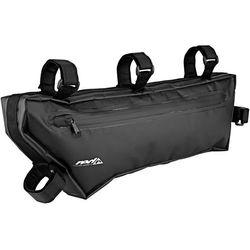 water resistant torba na ramę m, black 2019 torebki na ramę marki Red cycling products
