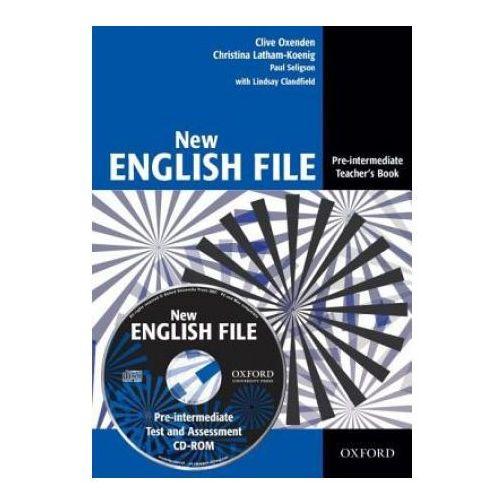 New English File Pre-intermediate Teachers Book Pack (CD-ROM)