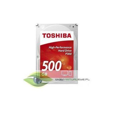 Dyski twarde Toshiba VirtualEYE