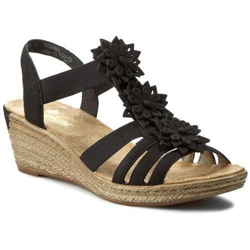 ▷ Sandały - 62461-00 black, , 36-41 (Rieker) - ceny,rabaty ... e6308f80ad