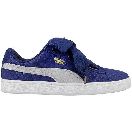 Buty Puma Basket Heart Denim 36337101