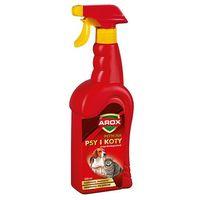Arox Spray na koty i psy . odstraszacz w płynie na psy i koty.