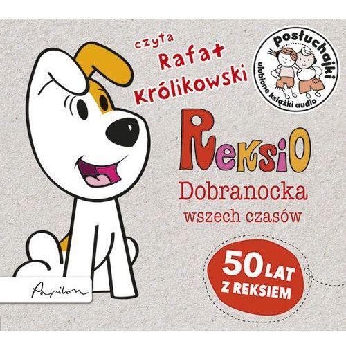CD MP3 REKSIO DOBRANOCKA WSZECH CZASÓW POSŁUCHAJKI, Maria Szarf