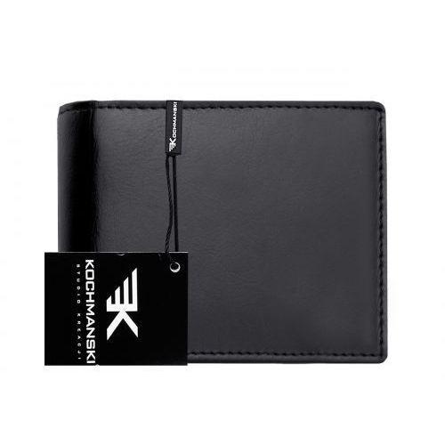 63d75a0fa1b0 Skórzany portfel męski kochmanski 1085 marki Kochmanski studio kreacji®