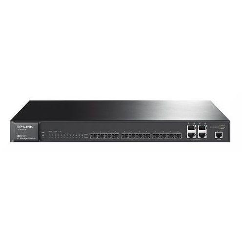 TL-SG5412F Switch zarządzalny 4 porty Gb, 12 slotów SFP TP-LINK