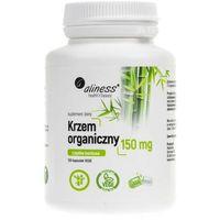 Aliness Krzem organiczny z pędów bambusa 150 mg - 100 kapsułek (5903242580284)