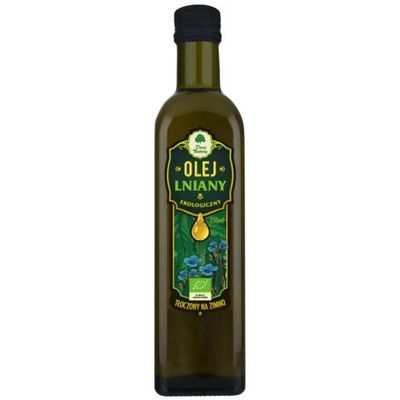 Oleje, oliwy i octy DARY NATURY - inne BIO