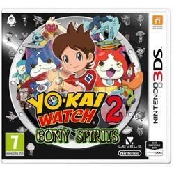 Nintendo Gra 3ds yo-kai watch 2: bony spirits