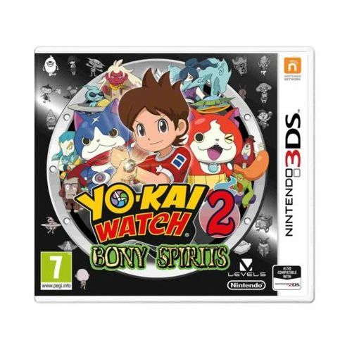 Nintendo Yo-kai watch 2: bony spirits gra 3ds nintendo