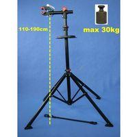 Serwisowy stojak rowerowy Eufab - mocny do 30 kg składany