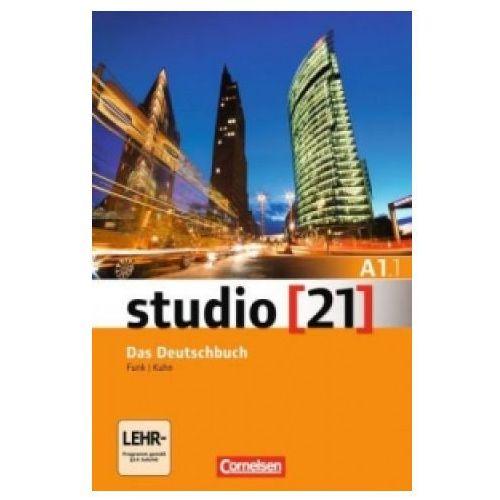 Studio [21] - Grundstufe - A1: Teilband 1. Tl.1 (Książka), Hermann Funk, Christina Kuhn