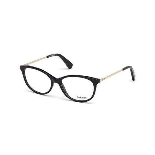 Just cavalli Okulary korekcyjne jc 0755 001