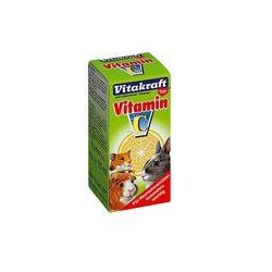 Przysmaki i witaminy dla gryzoni  vitakraft KrakVet