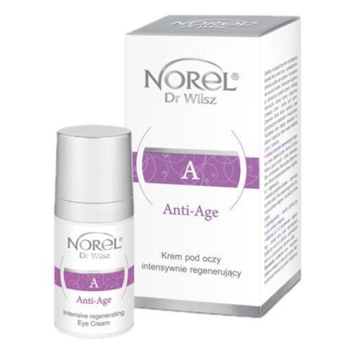 Norel (Dr Wilsz) ANTI-AGE INTENSIVE REGENERATING EYE CREAM Krem pod oczy intensywnie regenerujący (DZ047)
