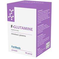 F- GLUTAMINE FORMEDS, L-GLUTAMINA, 90 porcji