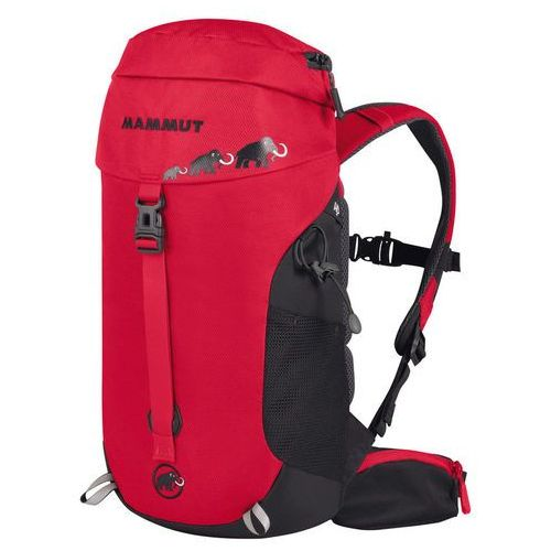 Mammut first trion backpack 18l kids, black-inferno 2019 plecaki szkolne i turystyczne (7613276574132)