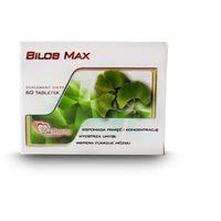 Tabletki Bilob Max 60 tabletek