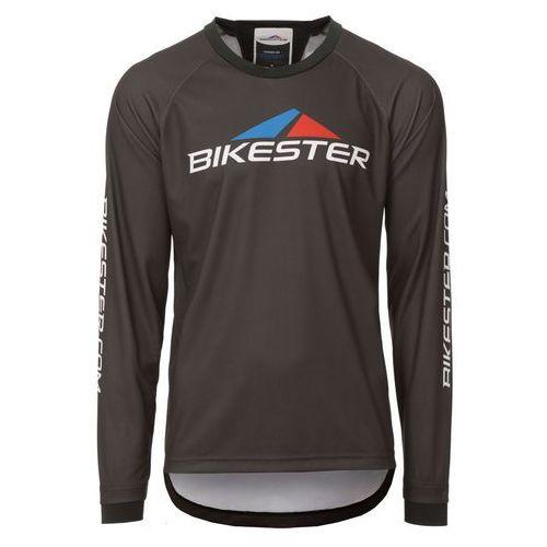 23ae3be18 Bikester Basic Gravity Koszulka kolarska, długi rękaw Mężczyźni czarny XS  2015 Koszulki MTB i Downhill