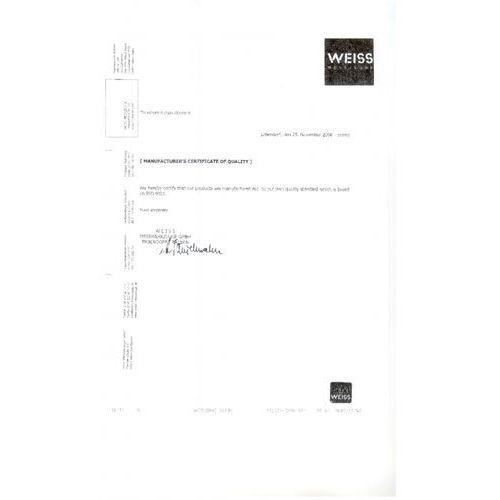 Ruletka 30m/mm B Weiss