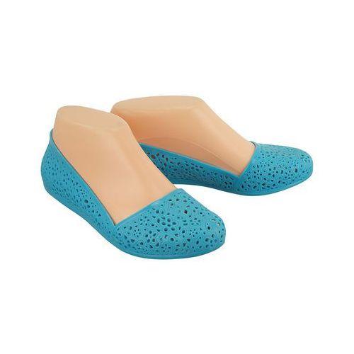 dc185a35d6f42 Axim 7kl1547 niebieski, baleriny, buty do wody damskie - niebieski
