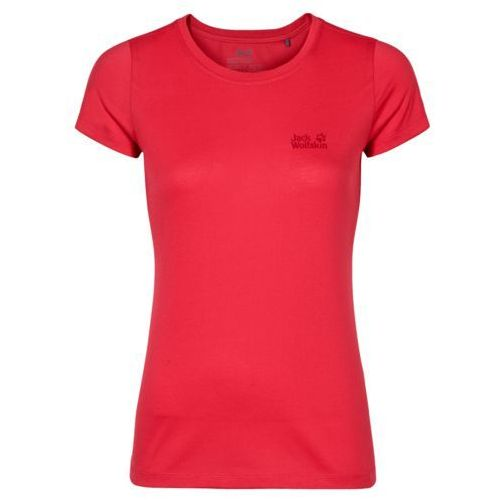 Koszulka ESSENTIAL FUNCTION 65 T WOMEN - hibiscus red