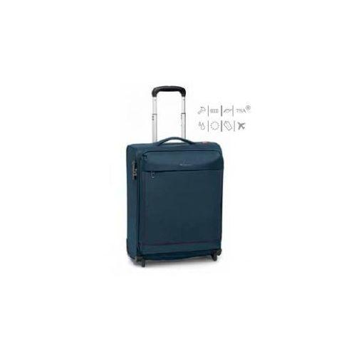 RONCATO walizka mała/ kabinowa z kolekcji CONNECTION 2 koła materiał Nylon/ Polyester zamek szyfrowy TSA, 414143