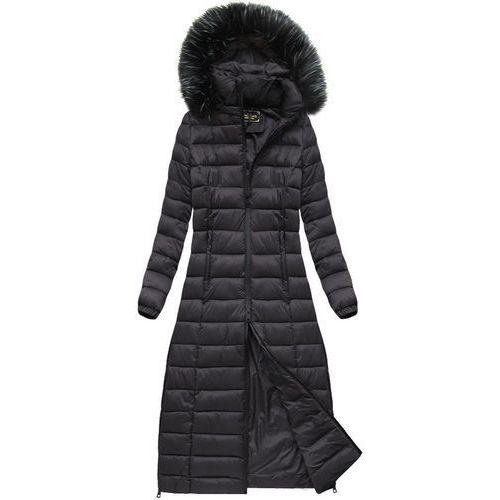 Amazon scothen damski płaszcz z kapturem długa kurtka zimowa