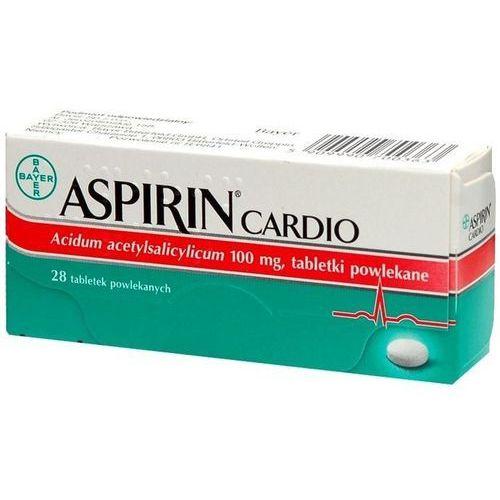 Tabletki ASPIRIN Cardio (Protect) x 28 tabletek