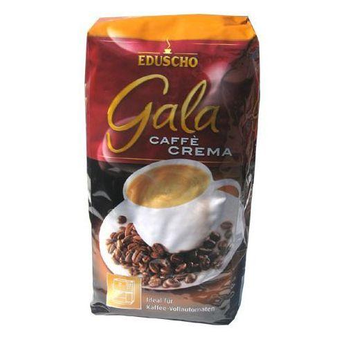 Kawa gala caffe crema 1 kg marki Eduscho