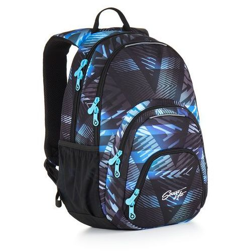1dcd052e05525 Topgal Plecak młodzieżowy hit 886 d - blue - zdjęcie produktu