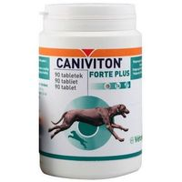 Caniviton Forte Plus 90 tabletek, 2037