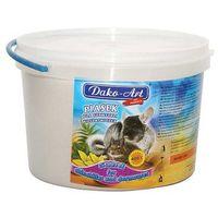 Dako-art piasek dla szynszyli i koszatniczek 1,5kg
