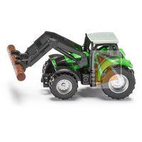 Traktor ze szczypcami do drewna (4006874013807)