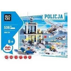 Icom Klocki blocki policja wodna 536 elementów