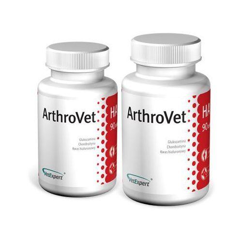 Arthrovet ha na stawy 90 tabl. x 2 marki Vetexpert