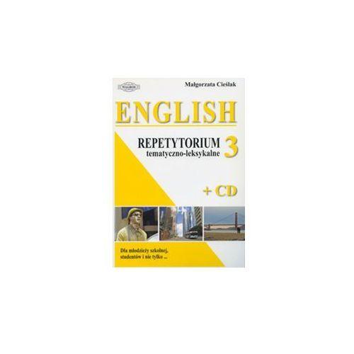 English 3. Repetytorium tematyczno-leksykalne, WAGROS