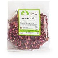róża płatki 25g marki Tivo