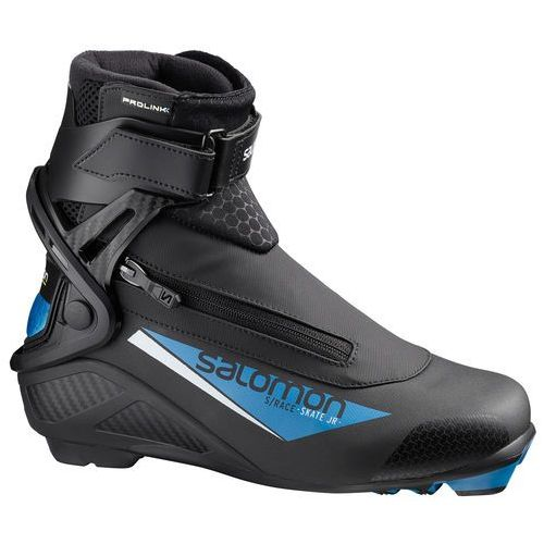 s/race skate prolink jr - buty biegowe r. 38 (23,5 cm) marki Salomon