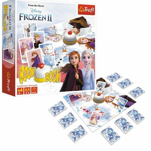 Gra Boom Boom Frozen 2 Disney (5900511017540)