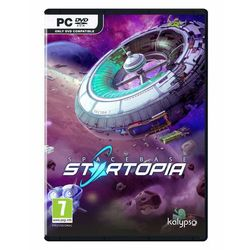 Gra PC Spacebase Startopia