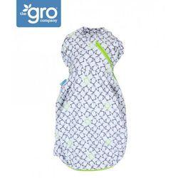 Otulacz-śpiworek Grosnug Penguin Pop Charcoal Cosy, GRO Company
