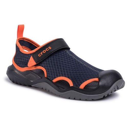 Sandały Swiftwater Sandal M BlackCharcoal 15041 070 (CR110 a), 15041 070 (Crocs)