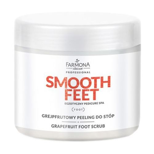 Farmona smooth feet grejpfrutowy peeling do stóp - Bombowa przecena